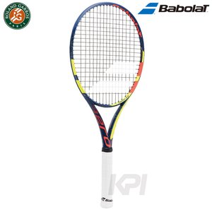 「2017新製品」Babolat バボラ 「PURE AERO FRENCH OPEN ピュア アエロ フレンチオープン  BF101291」硬式テニスラケット|kpi24