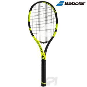 「エントリーでトートバッグプレゼント」「2017モデル」Babolat バボラ 「PURE AERO VS TOUR ピュアアエロVSツアー  BF101318」硬式テニスラケット|kpi24