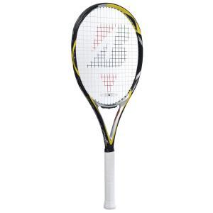 「均一セール」BRIDGESTONE ブリヂストン 「DUAL COIL 3.0 ブラック×イエロー BRADCY」硬式テニスラケット『即日出荷』|kpi24