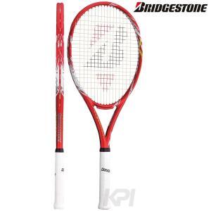 硬式テニスラケット ブリヂストン BRIDGESTONE X-BLADE VI-R300 エックスブレードブイアイR300 BRAV64|kpi24