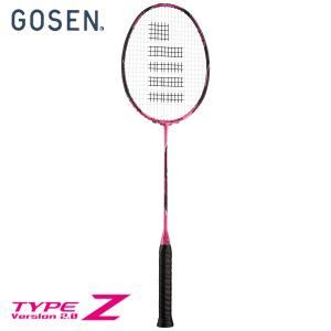 バドミントン ラケット ゴーセン GOSEN カスタムエッジ2.0 タイプゼット CUSTOMEDGE version 2.0 TYPE-Z BRCE2TZ|kpi24