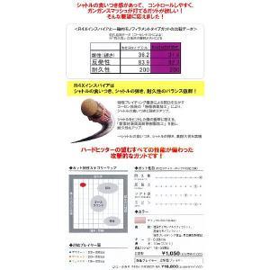 ゴーセン GOSEN テニスストリング マルチレイド アールフォーエックスインスパイア(R4X INSPIRE) BS180|kpi24|02