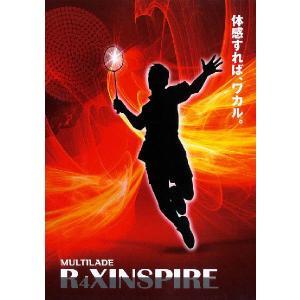 ゴーセン GOSEN テニスストリング マルチレイド アールフォーエックスインスパイア(R4X INSPIRE) BS180|kpi24|03