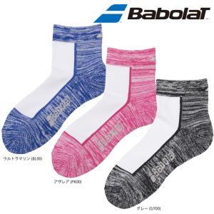 バボラBabolatテニスウェアユニセックスSHORTSOCKSショートソックスBTALJB03「2018SS」|kpi24