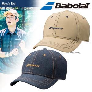 バボラ Babolat テニスアクセサリー メンズ ゲームキャップ BTAMJC04|kpi24