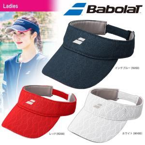 バボラ Babolat テニスアクセサリー レディース ゲームバイザー BTCMJC02 『即日出荷』|kpi24