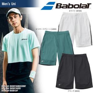 バボラ Babolat テニスウェア ユニセックス SHORT PANTS ショートパンツ BTULJD01 2018SS|kpi24
