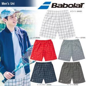 バボラ Babolat テニスウェア ユニセックス ショートパンツ BTUMJD06 2018FW|kpi24