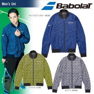 バボラ Babolat テニスウェア ユニセックス ヒートナビジャケット BTUMJK02 2018FW|kpi24