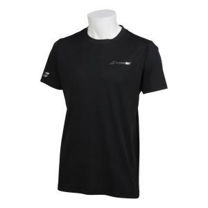 バボラ Babolat テニスウェア ユニセックス ショートスリーブシャツ SHORT SLEEVE SHIRT BTUNJA02 2019SS「ランドリーバッグプレゼント対象」|kpi24|05