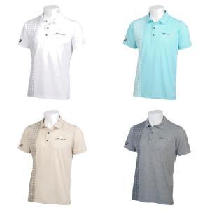 バボラ Babolat テニスウェア ユニセックス ショートスリーブシャツ SHORT SLEEVE SHIRT BTUNJA03 2019SS「ランドリーバッグプレゼント対象」|kpi24