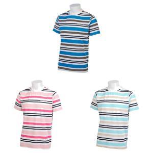 バボラ Babolat テニスウェア ユニセックス ショートスリーブシャツ SHORT SLEEVE SHIRT BTUNJA08 2019SS「ランドリーバッグプレゼント対象」|kpi24