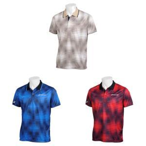 バボラ Babolat テニスウェア ユニセックス ショートスリーブシャツ SHORT SLEEVE SHIRT BTUNJA11 2019SS「ランドリーバッグプレゼント対象」|kpi24