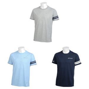 バボラ Babolat テニスウェア ユニセックス ショートスリーブシャツ SHORT SLEEVE SHIRT BTUNJA14 2019SS「ランドリーバッグプレゼント対象」|kpi24