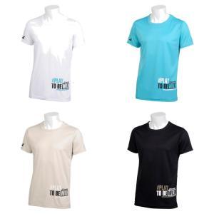 バボラ Babolat テニスウェア ユニセックス ショートスリーブシャツ SHORT SLEEVE SHIRT BTUNJA31 2019SS|kpi24