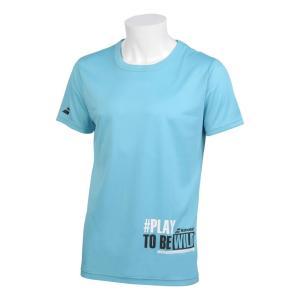 バボラ Babolat テニスウェア ユニセックス ショートスリーブシャツ SHORT SLEEVE SHIRT BTUNJA31 2019SS|kpi24|02