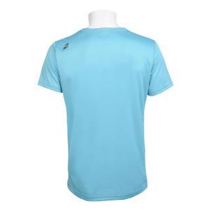 バボラ Babolat テニスウェア ユニセックス ショートスリーブシャツ SHORT SLEEVE SHIRT BTUNJA31 2019SS|kpi24|03