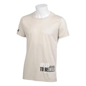バボラ Babolat テニスウェア ユニセックス ショートスリーブシャツ SHORT SLEEVE SHIRT BTUNJA31 2019SS|kpi24|04