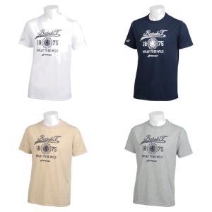 バボラ Babolat テニスウェア ユニセックス ショートスリーブシャツ SHORT SLEEVE SHIRT BTUNJA36 2019SS|kpi24