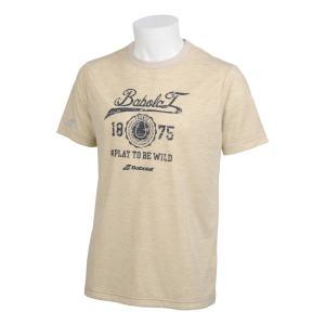 バボラ Babolat テニスウェア ユニセックス ショートスリーブシャツ SHORT SLEEVE SHIRT BTUNJA36 2019SS|kpi24|03