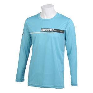 バボラ Babolat テニスウェア ユニセックス ロングスリーブシャツ LONG SLEEVE SHIRT BTUNJB32 2019SS|kpi24|02