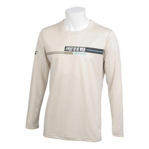 バボラ Babolat テニスウェア ユニセックス ロングスリーブシャツ LONG SLEEVE SHIRT BTUNJB32 2019SS|kpi24|03