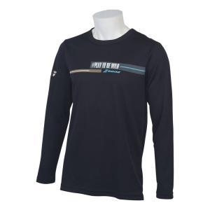 バボラ Babolat テニスウェア ユニセックス ロングスリーブシャツ LONG SLEEVE SHIRT BTUNJB32 2019SS|kpi24|04