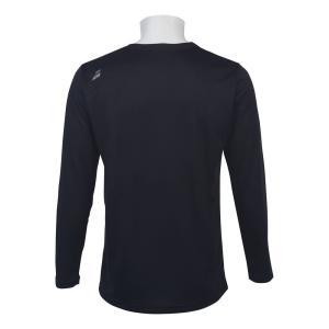 バボラ Babolat テニスウェア ユニセックス ロングスリーブシャツ LONG SLEEVE SHIRT BTUNJB32 2019SS|kpi24|05