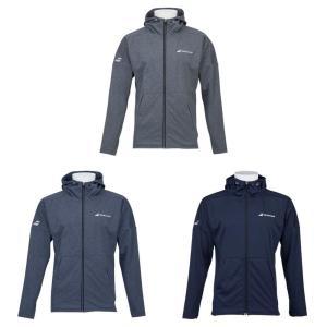バボラ Babolat テニスウェア ユニセックス デニム風ニットジャケット DENIM JACKET BTUOJK43 2019FW 9月発売予定※予約|kpi24