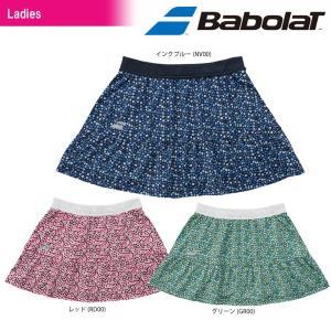 バボラ Babolat テニスウェア レディース SKIRT スカート BTWLJE05 2018SS|kpi24