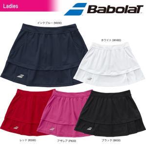 バボラ Babolat テニスウェア レディース SKIRT スカート BTWLJE07 2018SS|kpi24
