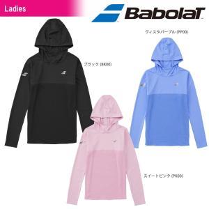 バボラ Babolat テニスウェア レディース ロングスリーブシャツ BTWMJB30 2018FW|kpi24