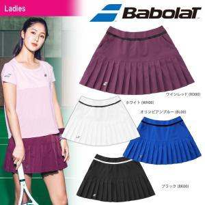 バボラ Babolat テニスウェア レディース スカート BTWMJE01 2018FW|kpi24