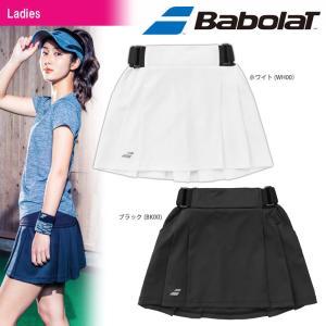 バボラ Babolat テニスウェア レディース スカート BTWMJE02 2018FW 『即日出荷』|kpi24
