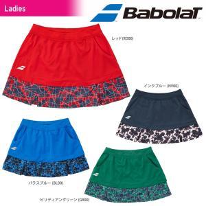 バボラ Babolat テニスウェア レディース スカート BTWMJE05 2018FW|kpi24