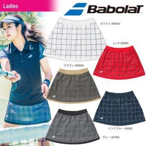 バボラ Babolat テニスウェア レディース スカート BTWMJE06 2018FW|kpi24