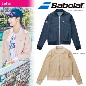 バボラ Babolat テニスウェア レディース デニムジャケット BTWMJK44 2018FW|kpi24