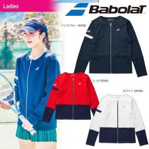 バボラ Babolat テニスウェア レディース フリースジャケット BTWMJK48 2018FW|kpi24