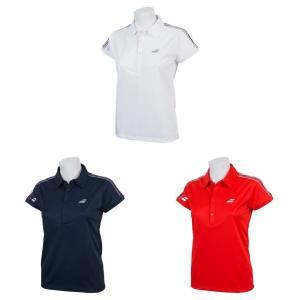 バボラ Babolat テニスウェア レディース ショートスリーブシャツ SHORT SLEEVE SHIRT BTWNJA17 2019SS「ランドリーバッグプレゼント対象」|kpi24