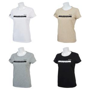 バボラ Babolat テニスウェア レディース ショートスリーブシャツ SHORT SLEEVE SHIRT BTWNJA30 2019SS|kpi24