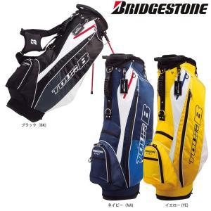 ブリヂストン BRIDGESTONE ゴルフバッグ・ケース ユニセックス TOUR B キャディバッグ 軽量アクティブスタンドバッグ CBG715|kpi24