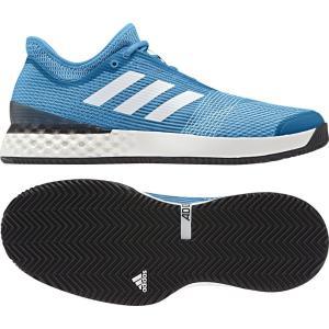 アディダス adidas テニスシューズ メンズ adizero ubersonic 3 M MC オールコート用 CG6370|kpi24