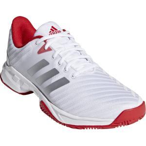 アディダス adidas テニスシューズ  BARRICADE CODE COURT AC バリケードコードコート オールコート用テニスシューズ CM7814|kpi24