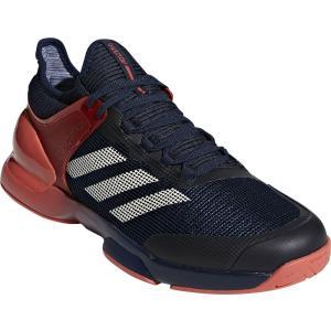 アディダス adidas テニスシューズ  ADIZERO UBERSONIC 2 AC アディゼロ ウーバーソニック2 オールコート用テニスシューズ CQ1720|kpi24