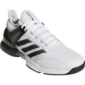 アディダス adidas テニスシューズ ADIZERO UBERSONIC 2 AC オールコート用テニスシューズ CQ1721 『即日出荷』|kpi24