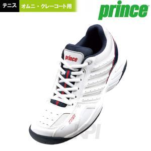 テニスシューズ プリンス Prince メンズ レディース BASIC Series クレー&グラスサンド用シューズ DPS605 オムニ・クレーコート用|kpi24