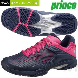 「2017新製品」Prince プリンス 「ワイド ライト CG WIDE LITE CG DPSWC1M」オムニ・クレーコート用テニスシューズ|kpi24