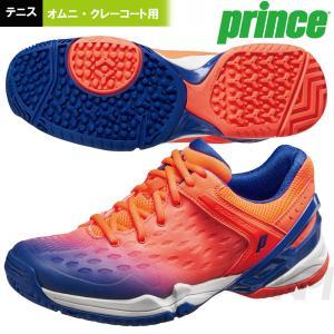 「2017新製品」Prince プリンス 「ツアープロゼット III CG TOUR PRO Z III CG DPSZC12」オムニ・クレーコート用テニスシューズ|kpi24