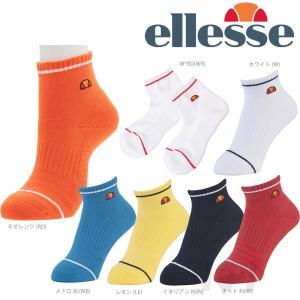 「2017モデル」Ellesse エレッセ 「90ショートソックス EAC0504」テニスウェア「FW」|kpi24