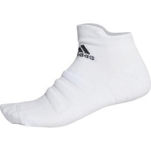 アディダス adidas マルチSPアクセサリー  ALPHASKIN ハーフクッションショートソックス ECE79-CV7695|kpi24